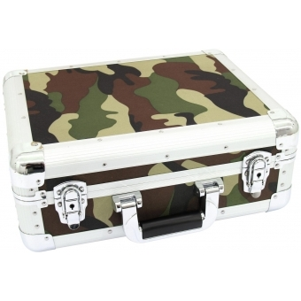 ROADINGER CD Case ALU digital booking rounded camo #2