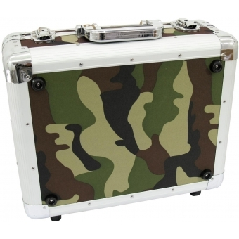 ROADINGER CD Case ALU digital booking rounded camo #3
