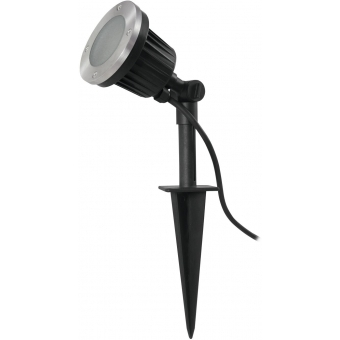 EUROLITE LED IP Landscape Spot with stake 6400K