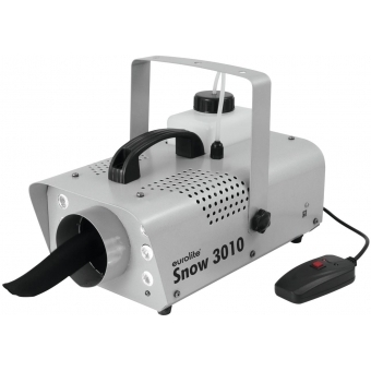 EUROLITE Snow 3010 LED Hybrid Snow Machine #12
