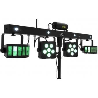 EUROLITE LED KLS Laser Bar PRO FX Light Set #5