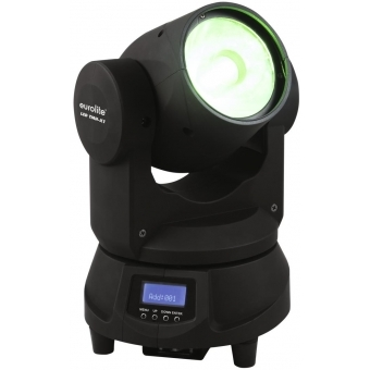 EUROLITE LED TMH-X1 Moving Head Beam #11