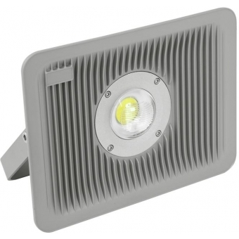 EUROLITE LED IP FL-50 COB 3000K 120° SLIM #1