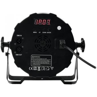 EUROLITE LED SLS-9 QCL 9x10W Floor #3