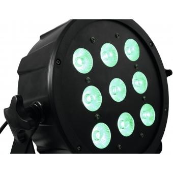 EUROLITE LED SLS-9 QCL 9x10W Floor #6