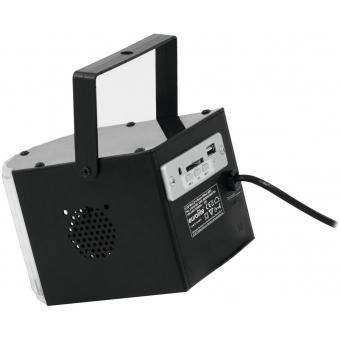 EUROLITE LED Mini D-4 Beam Effect MP3 #2