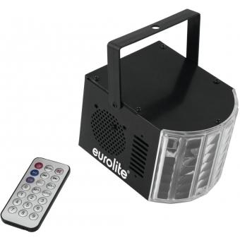 EUROLITE LED Mini D-4 Beam Effect MP3 #3