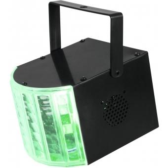 EUROLITE LED Mini D-4 Beam Effect MP3 #5