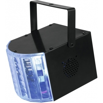EUROLITE LED Mini D-4 Beam Effect MP3 #6
