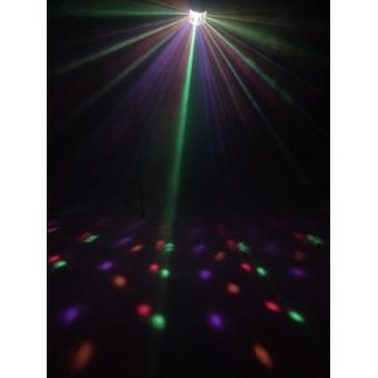 EUROLITE LED Mini D-4 Beam Effect MP3 #7