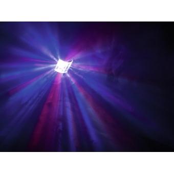 EUROLITE LED Mini D-4 Beam Effect MP3 #9