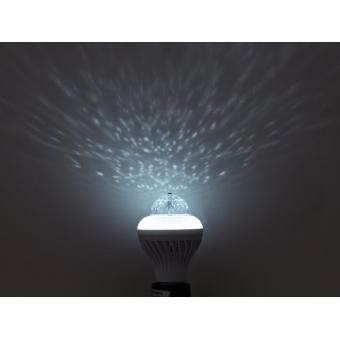 OMNILUX LED BCL-1 E-27 Hybrid Beam Effect #3