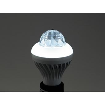 OMNILUX LED BCL-1 E-27 Hybrid Beam Effect #4