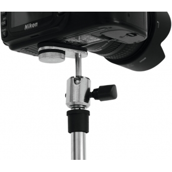 OMNITRONIC Adapter for Camera to Microphone Stands #3