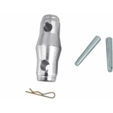 ALUTRUSS SINGLELOCK SP-1 Set cone/pivot/pin