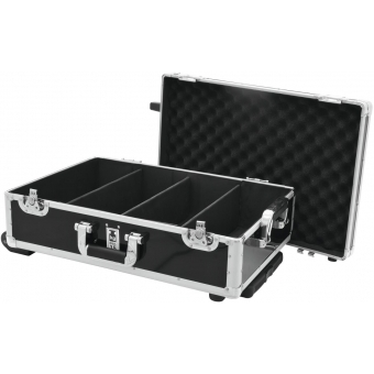 ROADINGER CD Case black 120 CDs with Trolley #5