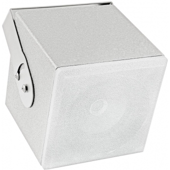 OMNITRONIC QI-8T Coaxial PA Wall Speaker wh