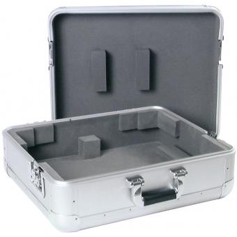 ROADINGER Turntable Case Tour ALU silver #3