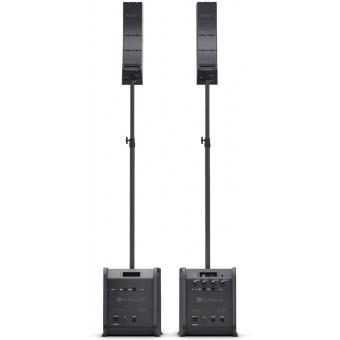 LD Systems CURV 500 PS - Set Array System cu stative si cabluri #2
