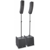 LD Systems CURV 500 PS - Set Array System cu stative si cabluri
