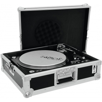 ROADINGER Turntable Case Tour Pro black -B- #3