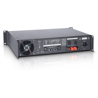 LD Systems DJ Series- PA Power Amplifier 2 x 400 W 4 Ohms #2