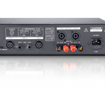 LD Systems DJ Series- PA Power Amplifier 2 x 400 W 4 Ohms #5