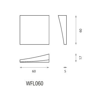 Panou acustic Jocavi Diffusion Woodfoil #2