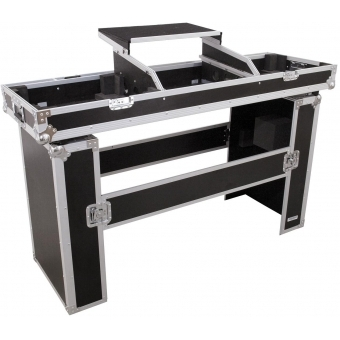 ROADINGER Console Road Table 2xTT with Laptop Tray #3