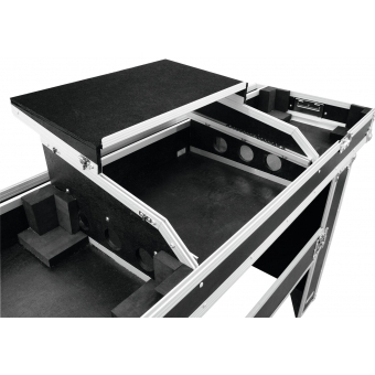 ROADINGER Console Road Table 2xTT with Laptop Tray #5