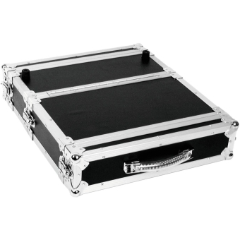 ROADINGER Double CD Player Case Tour Pro, 2U, black #2