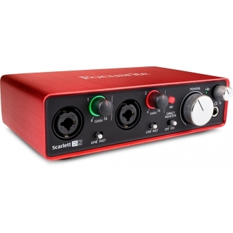 Interfata audio Focusrite Scarlett 2i2 #2