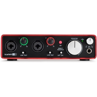 Interfata audio Focusrite Scarlett 2i2 #4