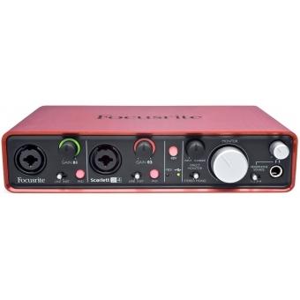 Interfata audio Focusrite Scarlett 2i4 #2