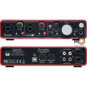 Interfata audio Focusrite Scarlett 2i4 #3