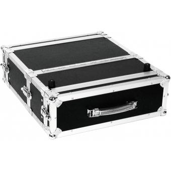 ROADINGER Double CD Player Case Tour Pro 3U black #2