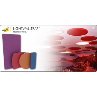 Panou acustic Jocavi Lightwalltrap RND90