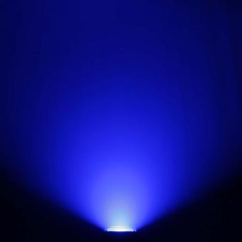 Cameo FLAT PRO FLOOD IP65 TRI - Outdoor Flood Light with 60 Watt Tri-Color COB LED in black housing #5