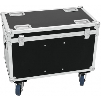 ROADINGER Flightcase 2x TMH-X5 with Wheels #3