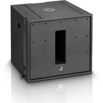 "LD Systems V 212 B - Riggable 2 x 12"" Bandpass Subwoofer 700W passive"