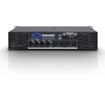 LD Systems DEEP2 Series - PA Power Amplifier 4 x 810 W 4 Ohm #3