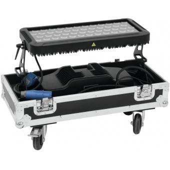 EUROLITE LED IP CCR-600 QCL Wall Light incl. Flight Case