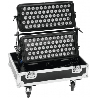 EUROLITE LED IP CCR-1200 QCL Wall Light incl. Flight Case #2