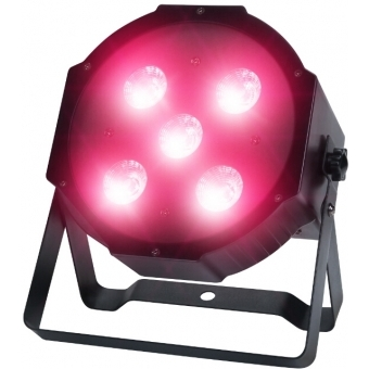LED Par Flat 5 x 10w #2