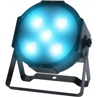 LED Par Flat 5 x 10w #3