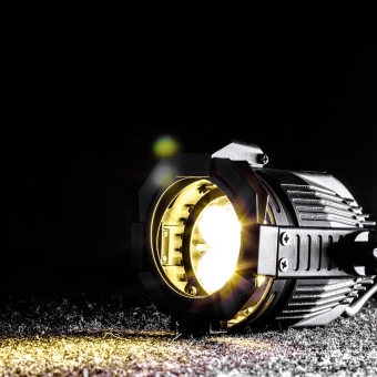 Elation Opti PAR 16 LED 4x1W ww/6 silver #6