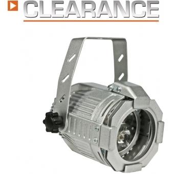 Elation Opti PAR 16 LED 4x1W ww/6 silver