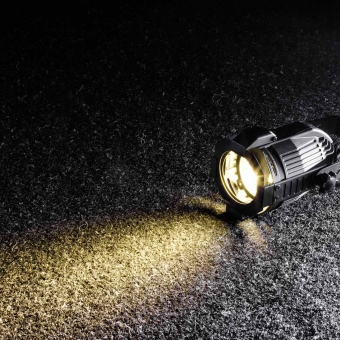 Elation Opti PAR 16 LED 4x1W cw/6 silver #3