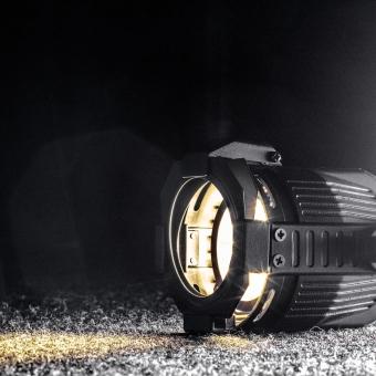 Elation Opti PAR 16 LED 4x1W ww/6 white #5