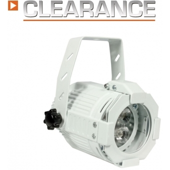 Elation Opti PAR 16 LED 4x1W cw/6 white